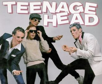 TEENAGE HEAD
