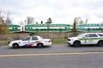 Pedestrian killed by GO train