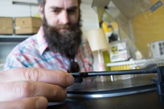 Thrill Of The Hunt For Vinyl Junkie Niagarathisweek Com