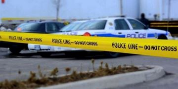 A man is in life-threatening condition after being struck by a vehicle on Wednesday, Oct. 9.