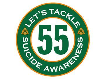 Team 55 Tackle Suicide Initiative