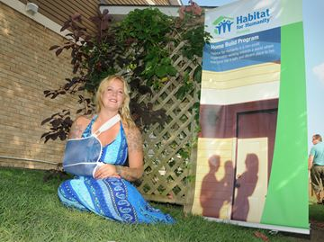 Family moves into new Habitat for Humanity home in Barrie