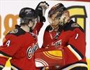 Flames beat Leafs