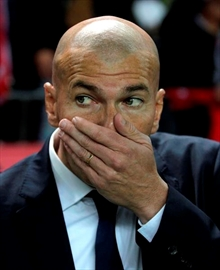Loss to Sevilla enough to put Zidane on the defensive-Image1