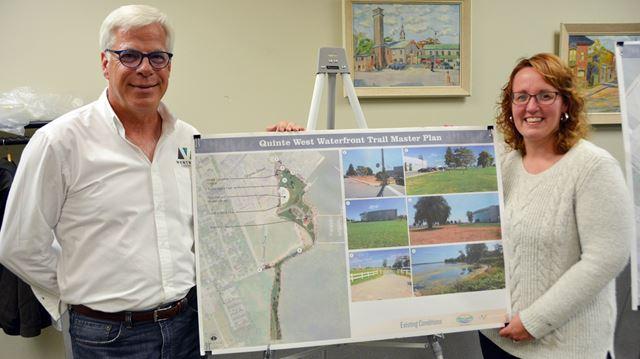 Quinte West waterfront trail master plan