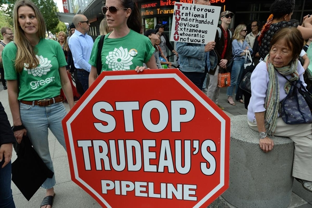 Editorial: Trudeau's welcome resolve on Trans Mountain