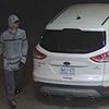 Thief sought for stealing SUV, gas in Barrie