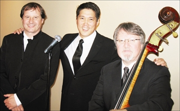Merrickville's Jazz Fest presents Peter Liu Trio at Baldachin Inn Apri– Image 1