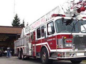 Richmond Hill fire