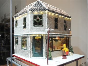 Gingerbread House festival