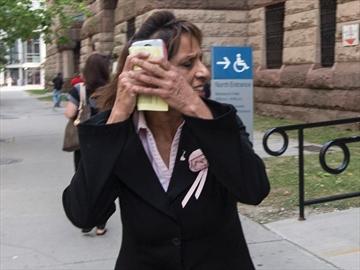 Shaida Bandali guilty