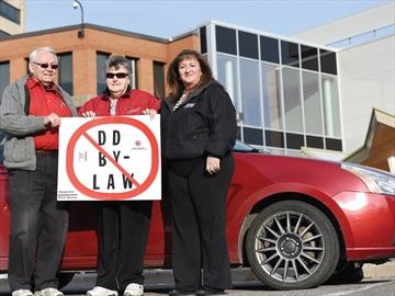 Oshawa designated driver companies