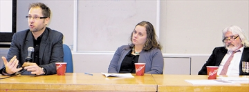 Post-Traumatic Stress Disorder takes high toll on emergency workers, military, Scarborough forum hears-image1