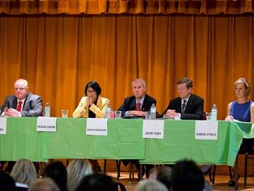 Parkview Hills Community Association debate