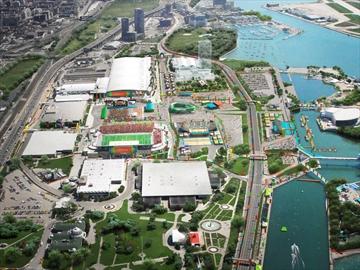 CIBC Pan Am Park