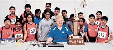 Scarborough's United Tamil Sports Club wins Minor Track Association's Ontario indoor title