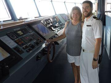Port Severn couple grateful after Oceania Insignia evacuation