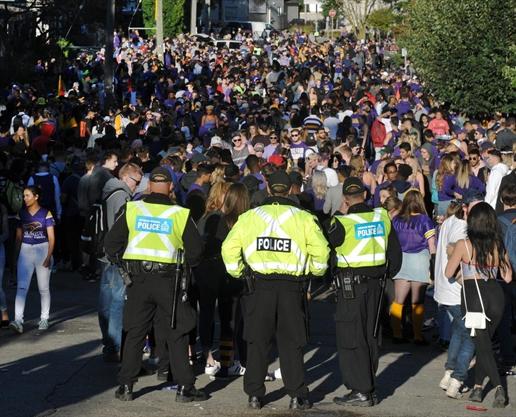 Ezra street party is a 'riot scenario,' Waterloo council told