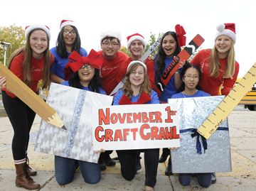 Oakville high schools to put on Craft Crawl to showcase local artisans