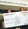 Volunteer earns $1,000 for Huronia Players in Midland