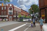 Hamilton plans LRT in downtown