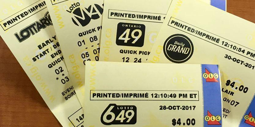 lotto winning no