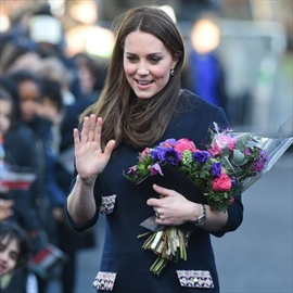 Britain's Duchess of Cambridge goes into labor-Image1
