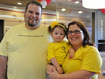 Waterdown family's bond unbreakable in face of rare disease