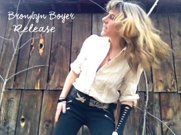 BRONWYN BOYER RELEASES FIRST RECORD