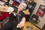 Oakville hairstylist wins top prize in Las Vegas competition