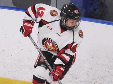 Oakville Hornets blank Waterloo in PWHL playoff opener