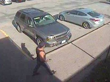 Barrie Police release photo of suspected thief