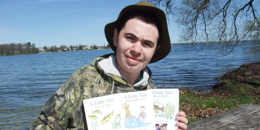 Fishing Tales Autism And A Thank You To Orillia Agency