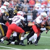 OUA football Gryphons vs. Waterloo