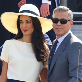 George Clooney's Italian party-Image1