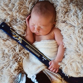 Carrie Underwood shares first photo of baby son-Image1