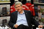 Harper at Cdn Tire