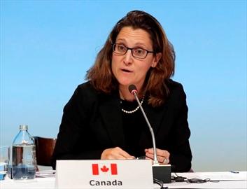 Freeland on CETA: 'I think it's impossible'-Image1