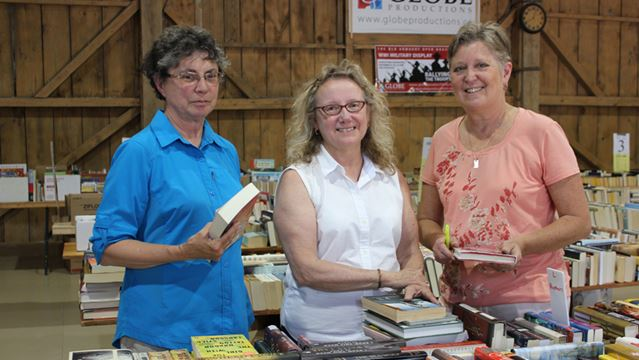 44th-annual event at Fairgrounds Old Armoury 9 a.m. to 3 p.m.
