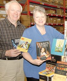 Fraser Direct Charity Book Sale