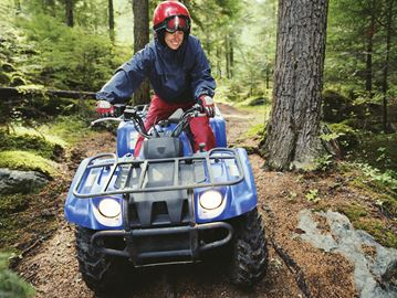 POLICE STRESS ATV SAFETY