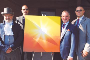 Thorold honoured for energy conservation efforts
