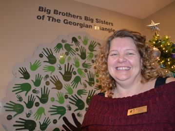 Georgian Triangle welcomes new face to Big Brothers Big Sisters