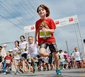 Newmarket Easter Seals Run Celebrates 40 Years!