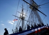 USS Constitution takes final trip in Boston Harbor-Image1