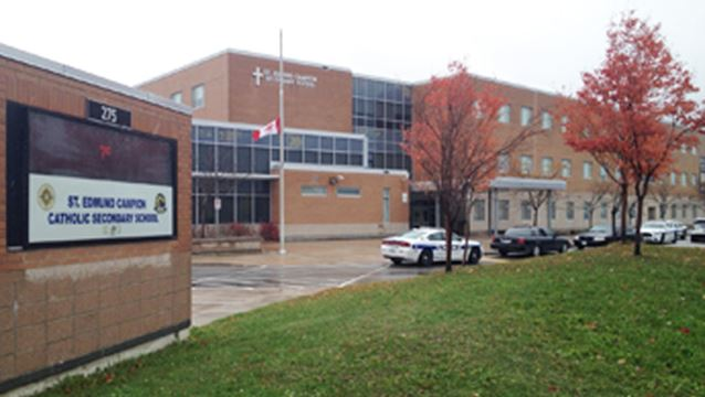 St. Edmund Campion Catholic Secondary School