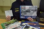 Crime Stoppers  fundraising calendar