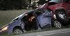 Crash in Mariposa - June 15, 2014