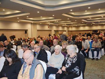 Collingwood, hospital officials eye harmony on redevelopment plan