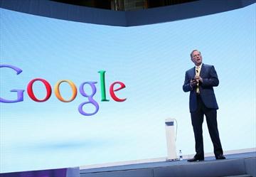 Google boss